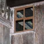 300 jähriges Fenster