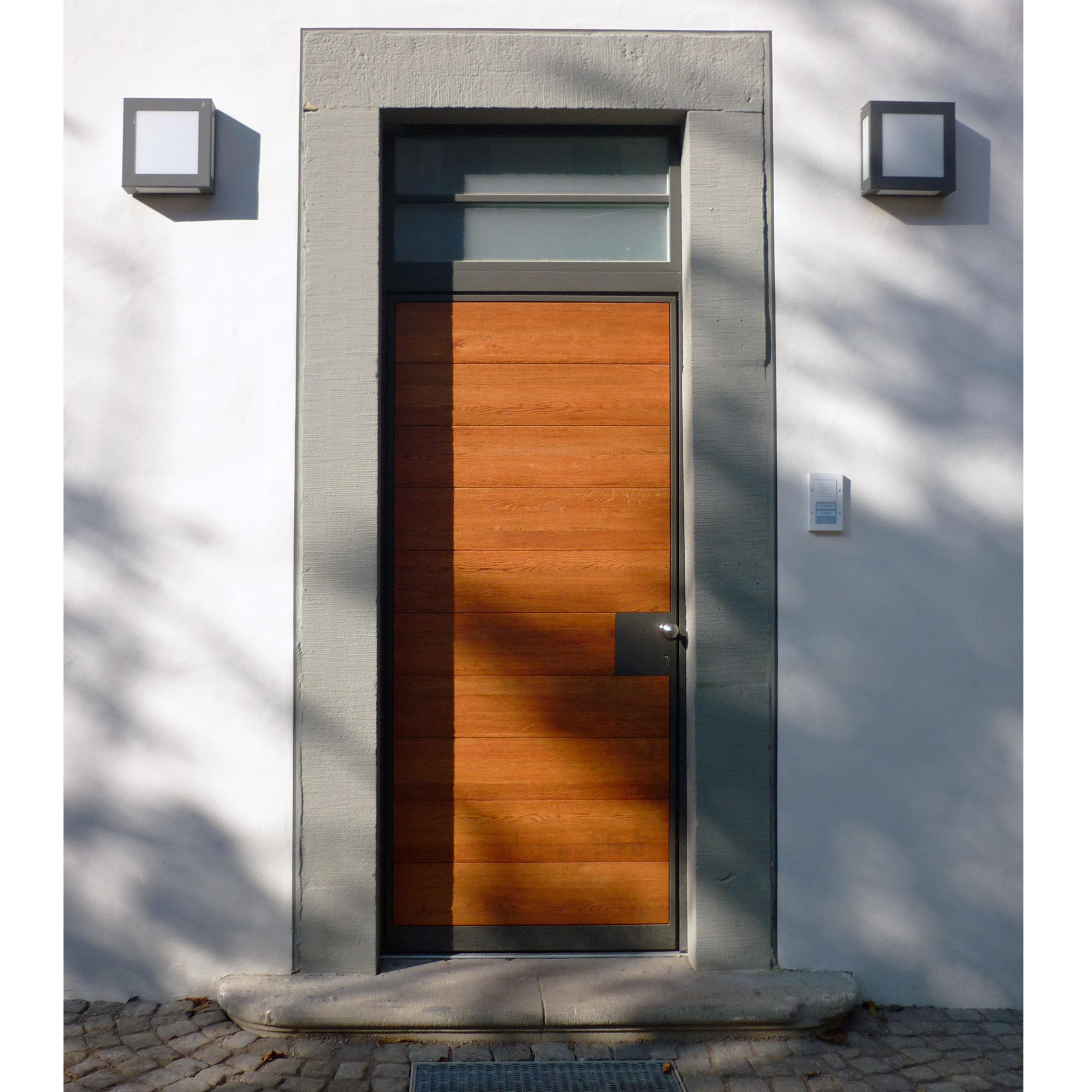 Tischlerei Vatteroth – Eingangstür