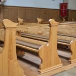 Kirchenbänke