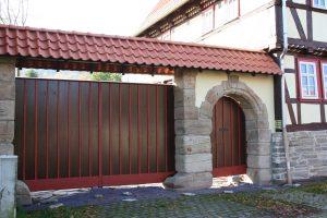 Tor und Tür